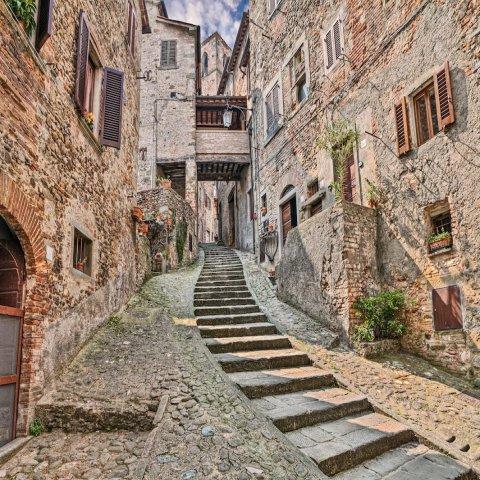 Anghiari, sinonimo perfetto di Borgo Antico